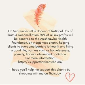 Join me for a good cause on Sept 30th